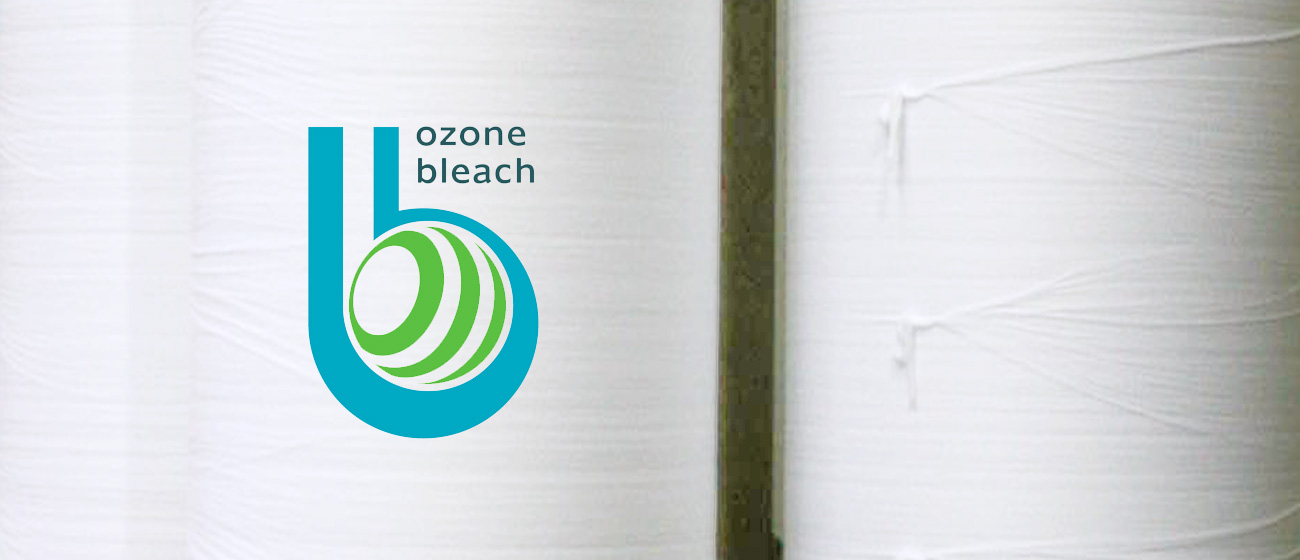 BLEACHING WITH THE POWER OF OZONE