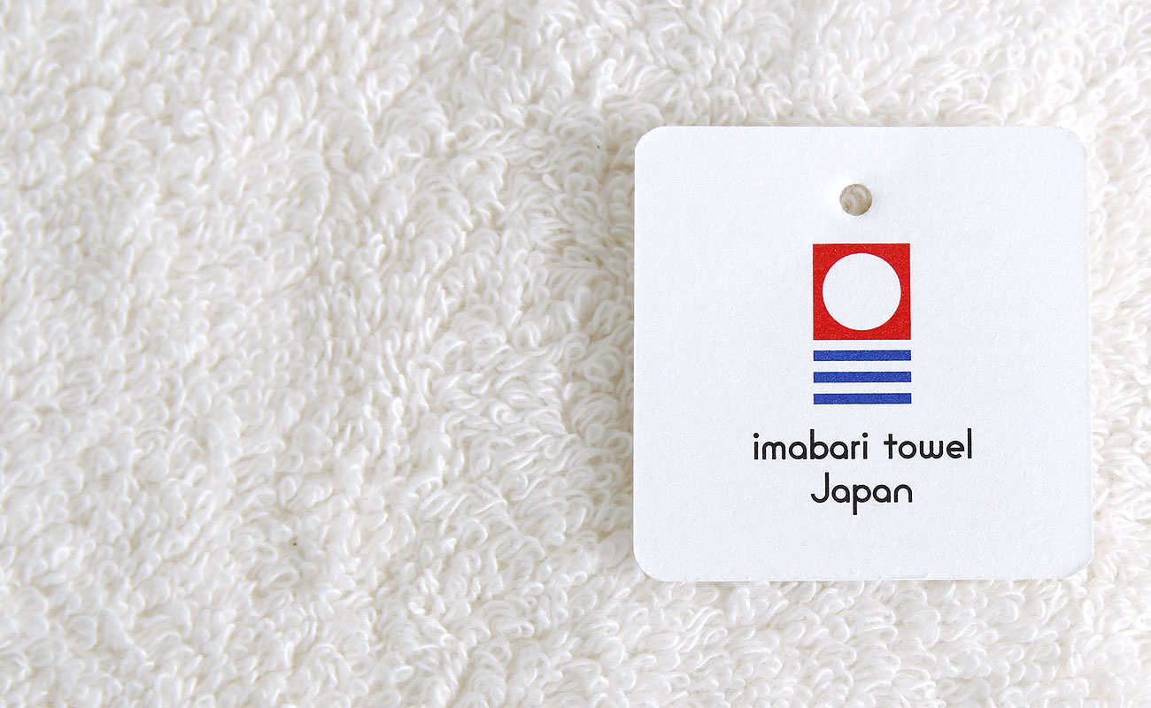 Made in Imbari towel