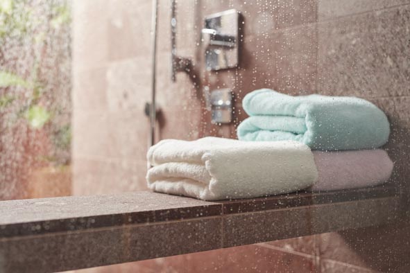 IKEUCHI ORGANIC towels are available at Amazon/ US