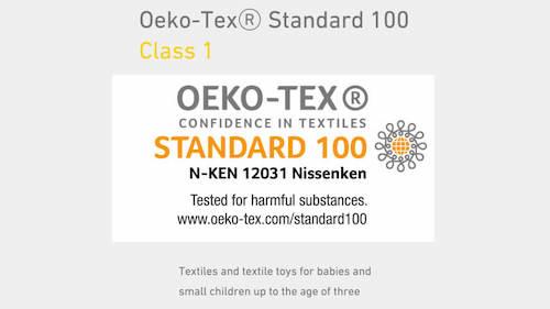 エコテックス規格100